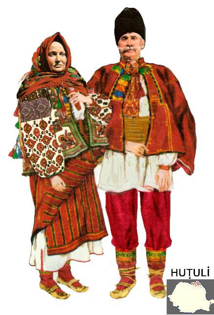 костюм гуцула 1