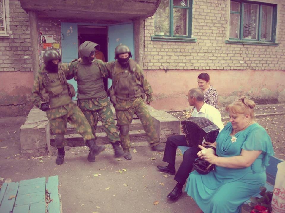крымская клоунада