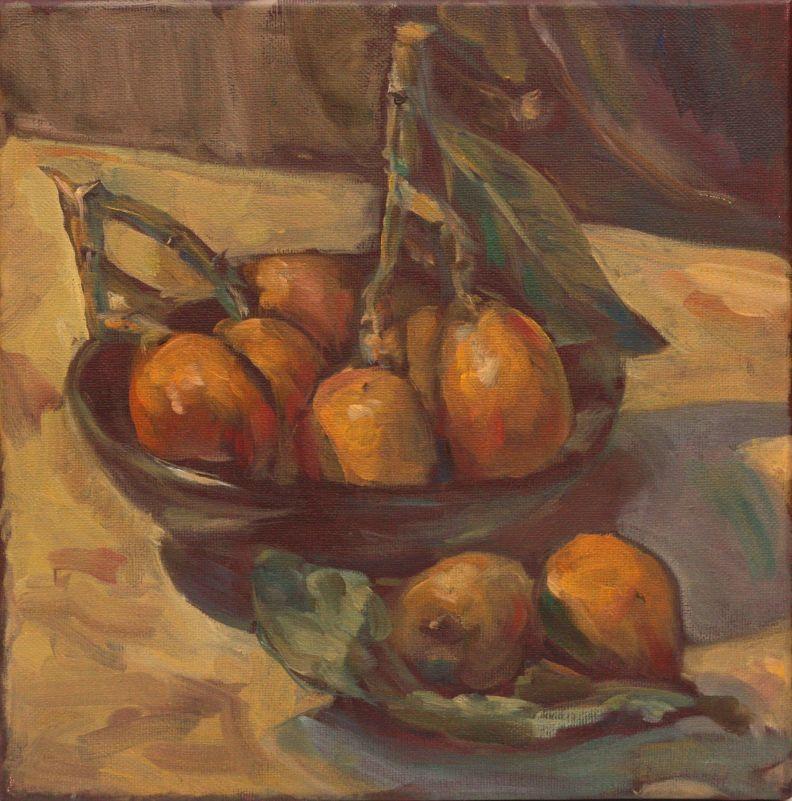дочка фрукты