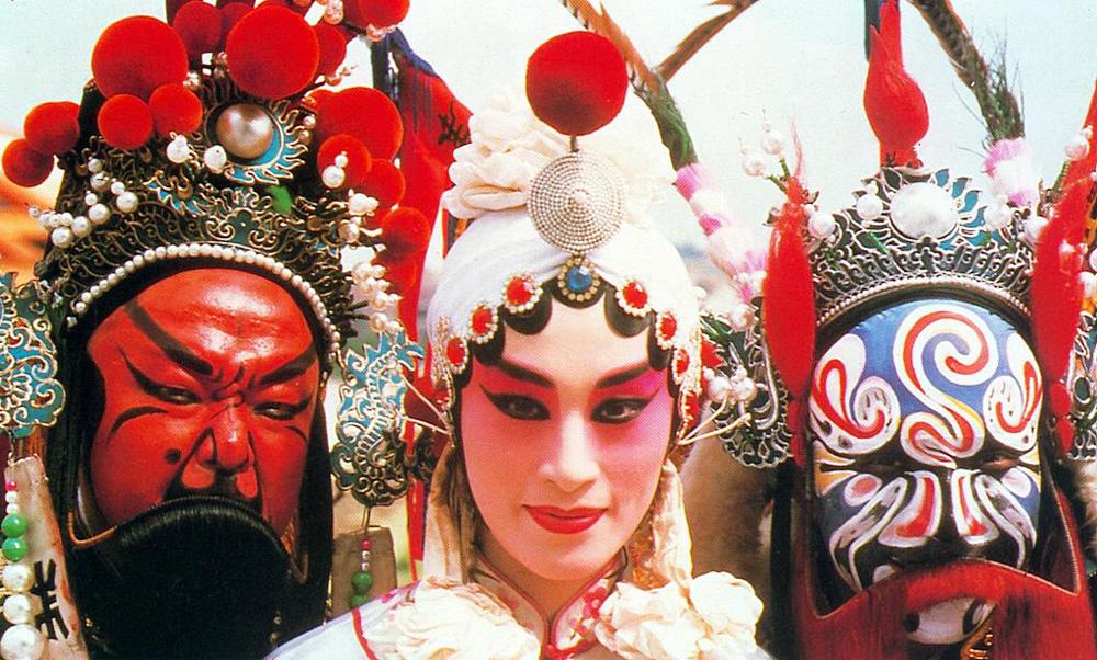 китайская опера 1