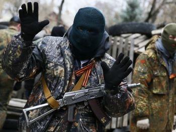 оккупанты в славянске