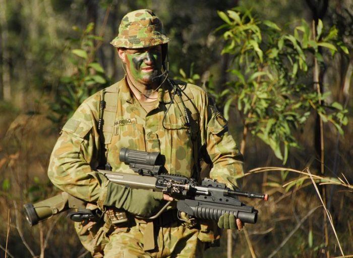 австрал.воен
