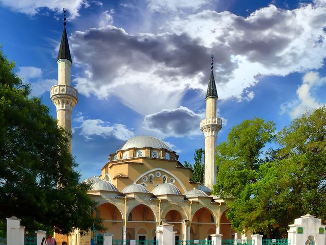 кр.мечеть