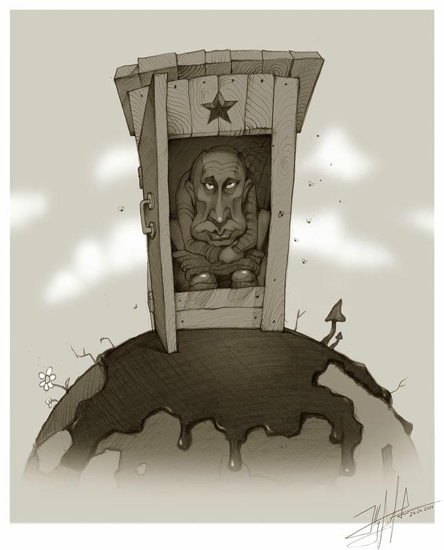 Россия пытается найти пути диалога с Киевом, - посол Зурабов - Цензор.НЕТ 342