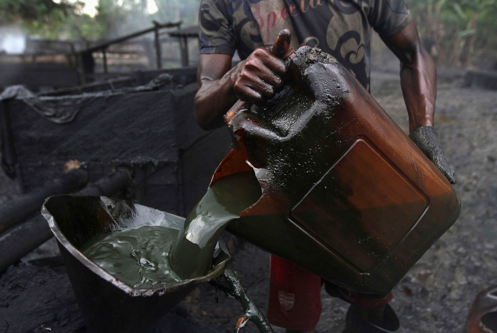 нефть.в.африке