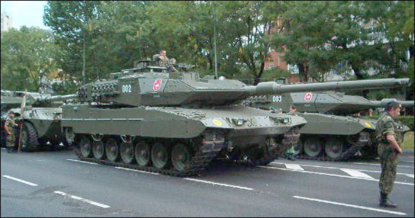 танк.леопард