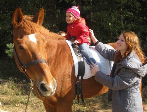 дети.и.лошади.