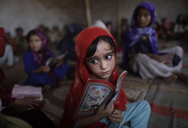 четырёхлетняя.беженка.пакистан.