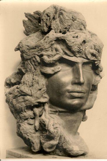 эрзя.скульптор