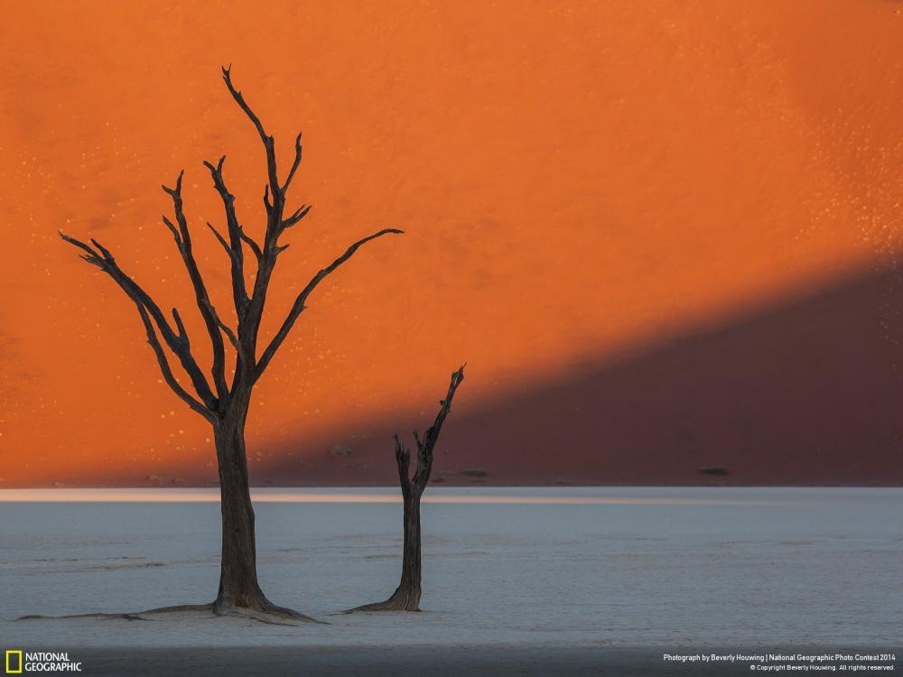 закат.в.намибии