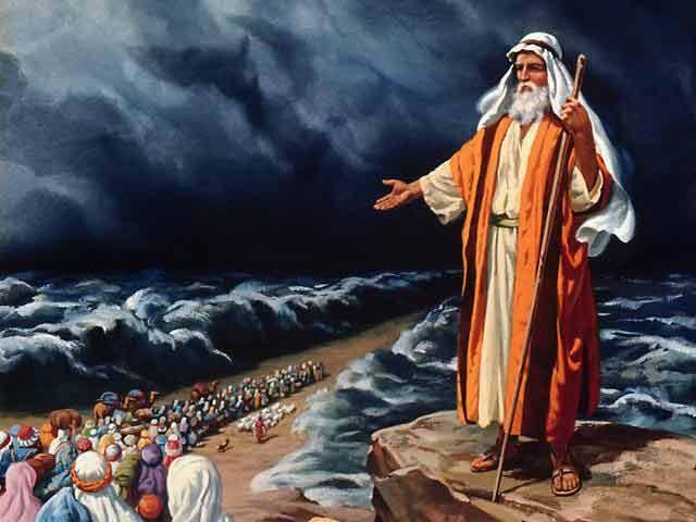 моисей...