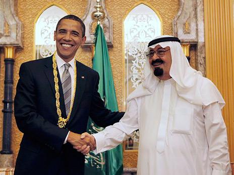 обама.и.король.саудовской.аравии.