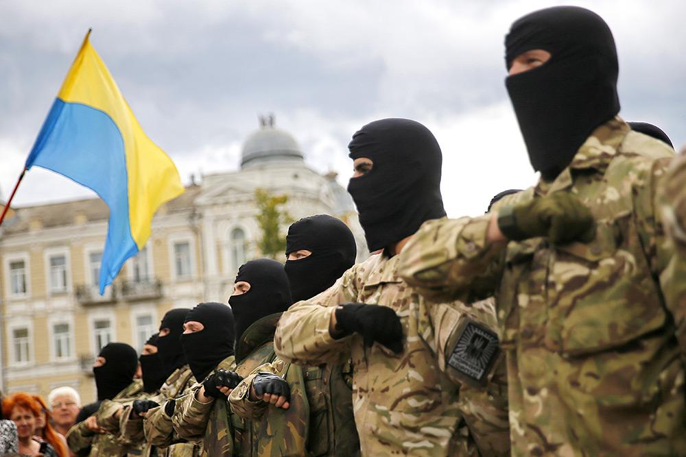 украинские.добровольцы