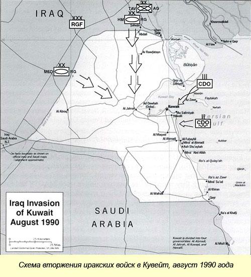 вторж.ирак.в.кувейт.