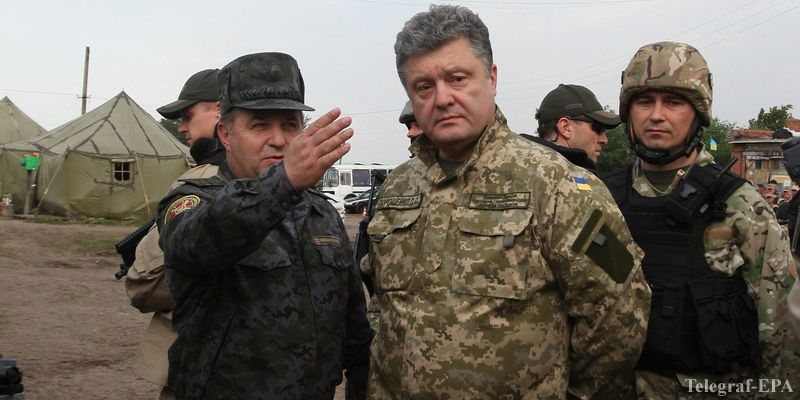 Ukraine president declares one-week ceasefire in restive east
