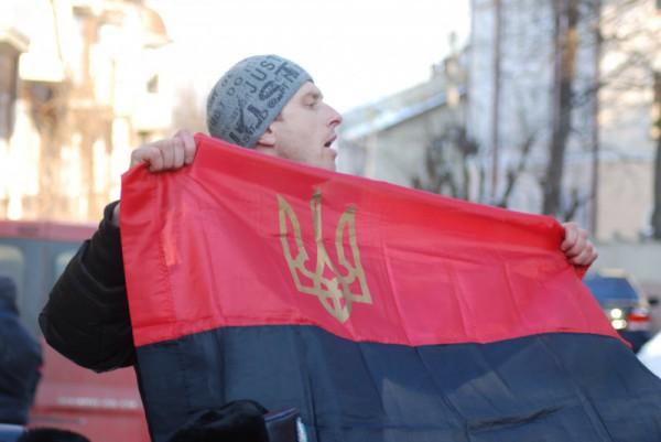 чёрно-красный.флаг.