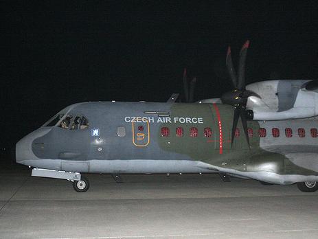 самолет из Чехии