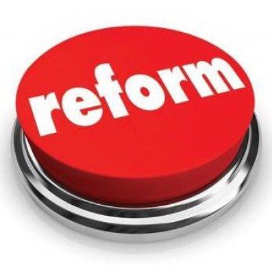 реформы...