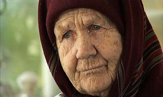 старенька.бабця