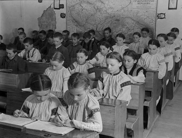шкільна.форма.закарп.1937.р.