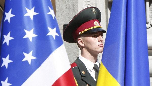 флаг.сша.и.украины.
