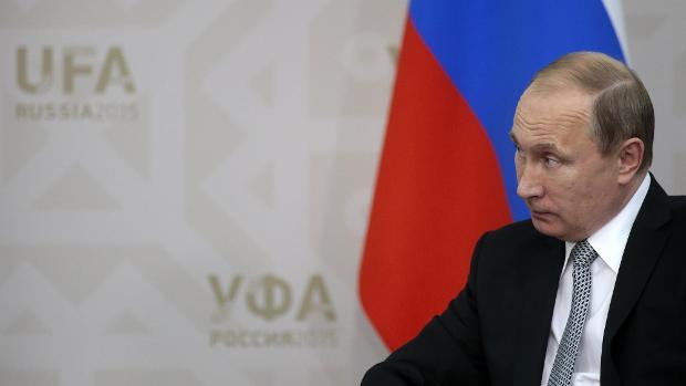 Der Wertverlust für Wladimir Putins.