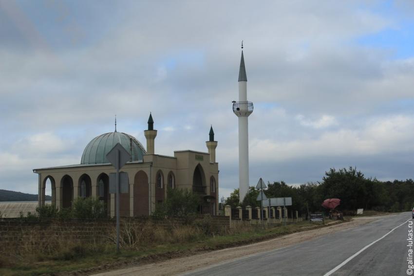 мечеть.крым