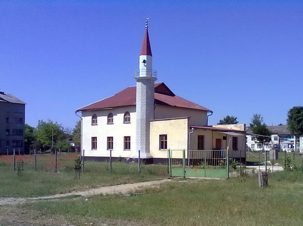 мечеть.маре